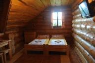 2-lůžový pokoj Srub Kašparáci
