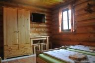 3-lůžový pokoj Srub Kašparáci